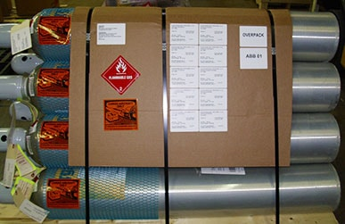 Hazmat Materials Packaging